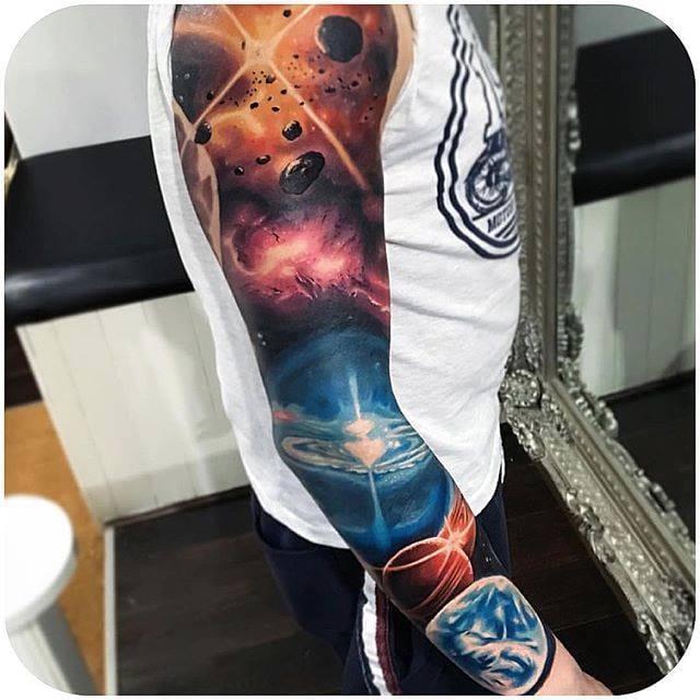 Tattoodo's Top 10 Of The Week: Joe Carpenter, Jamie Schene & More