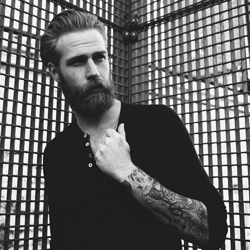 Tattoo Dudes: Gwilym C Pugh, Shaun Garvey & More