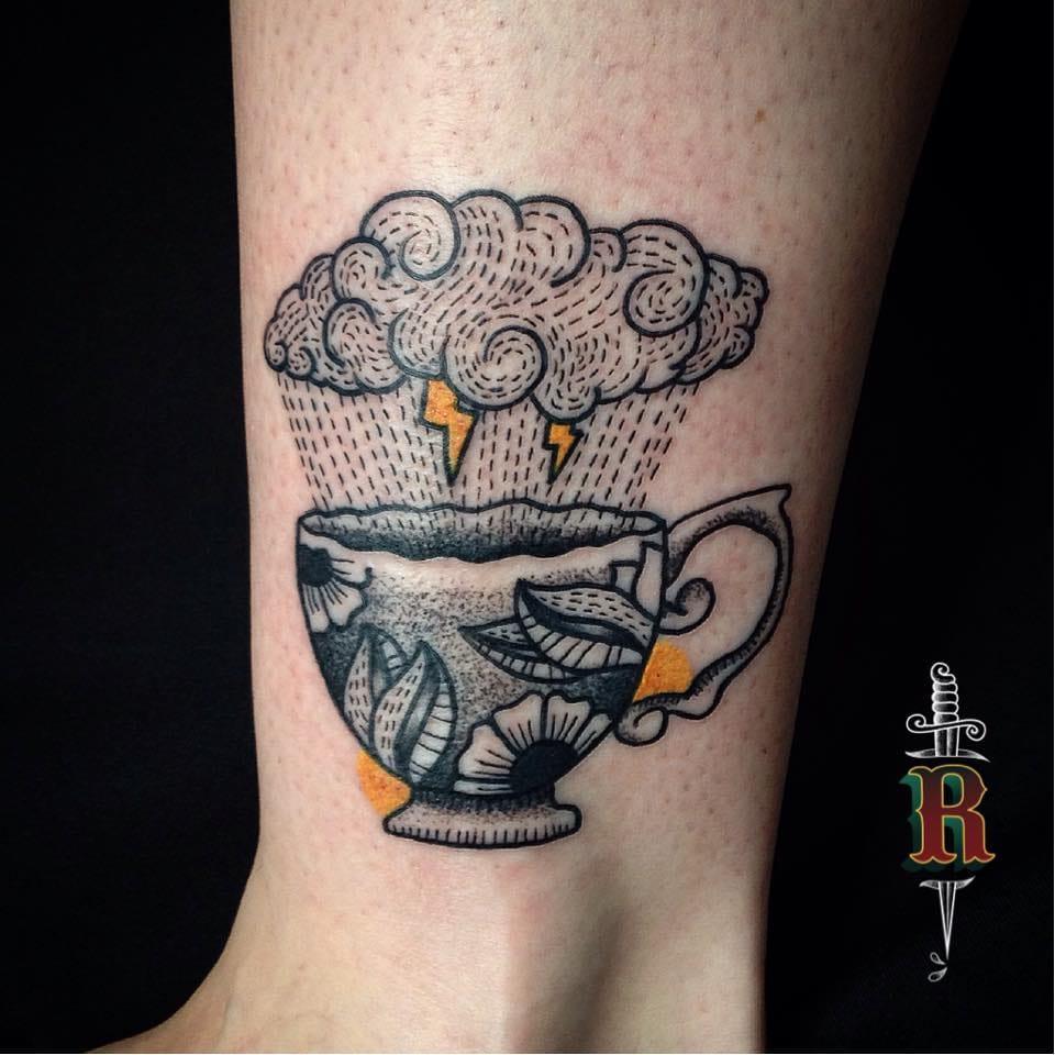 15 Sensacionais Tatuagens Do Artista Ricardo Braga