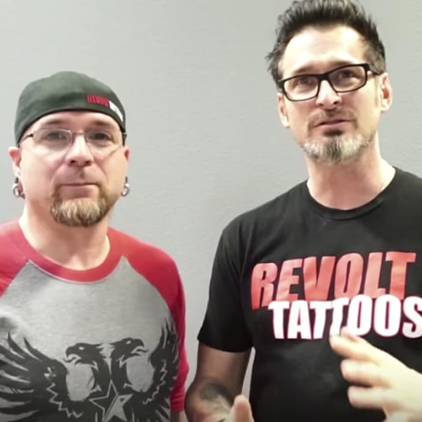 Join The Revolt: Revolt Tattoos New Video Channel!