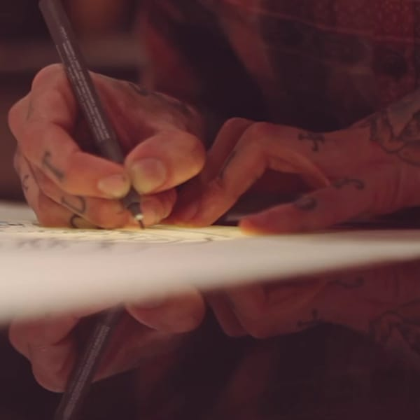 Antony Flemming: A Tattoo Life - Video Documents Tattooing