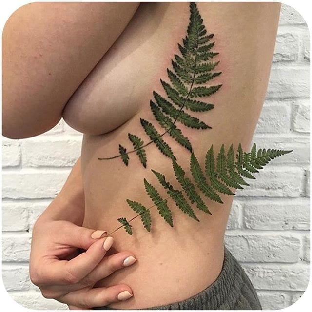 10 Unusually Beautiful Tattoos