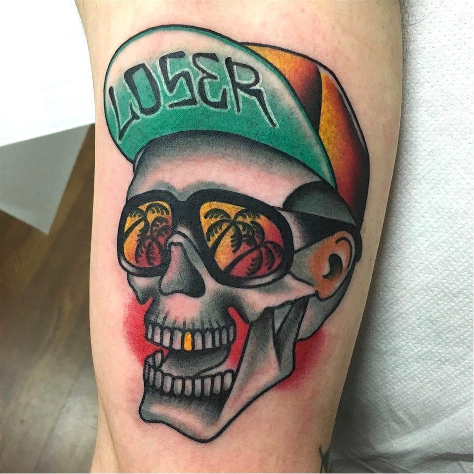 Cool Traditional Tattoos By Fabio Onorini