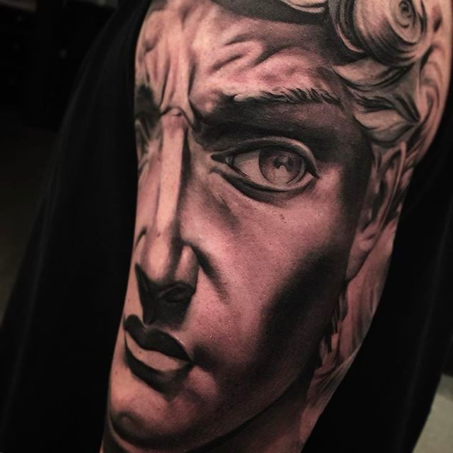 The Incredible And Amazing Tattoo Art Of Erick Holguin