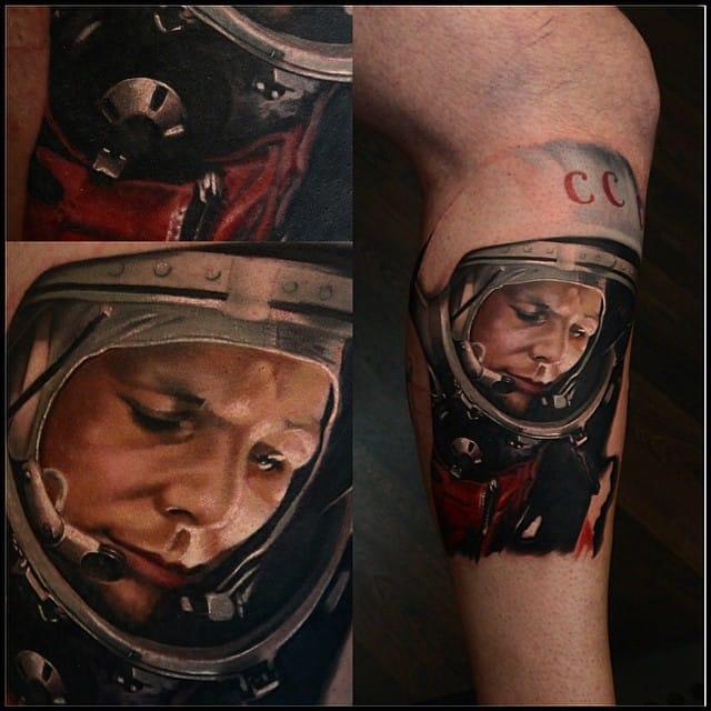Nikolay Dzhangirov Em 15 Tatuagens Realistas Fantásticas