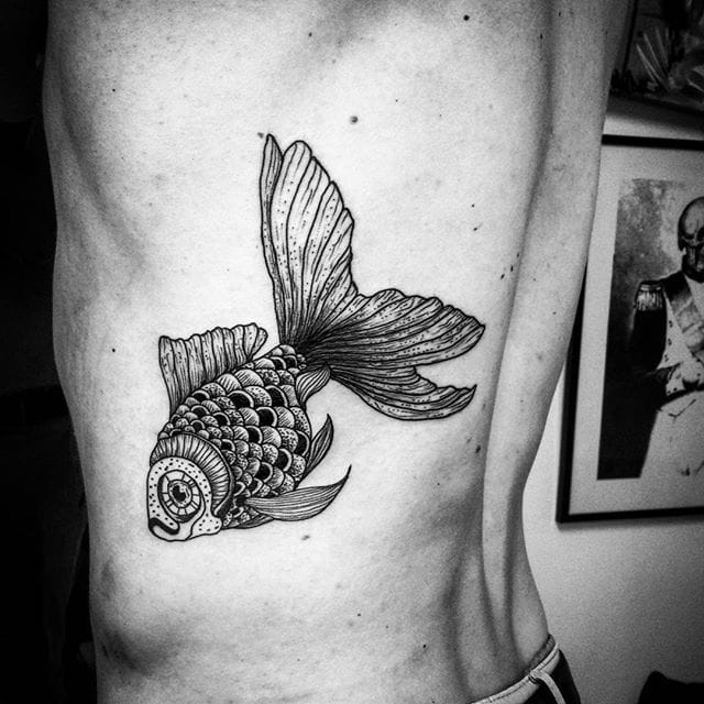 Something Smells Fishy In These 11 Tattoo Designs