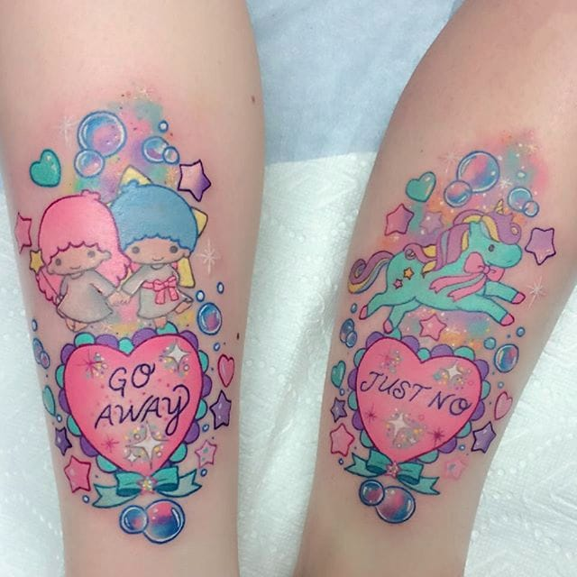 Sunrise Studio Tattoo 73005