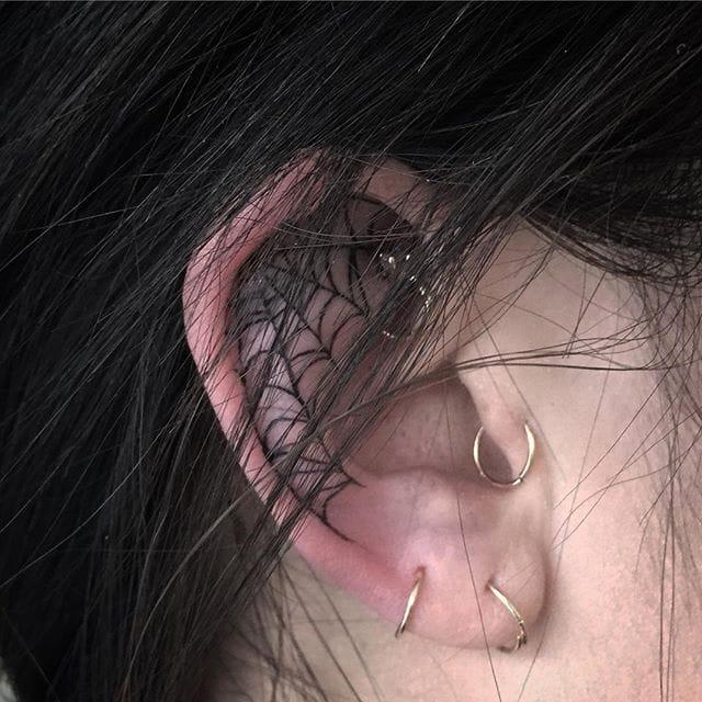 12 Delightfully Dark Tattoos For Your Inner Goth