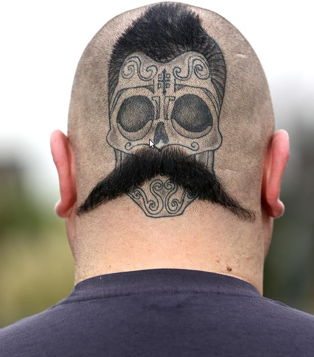10 Tattooed MoBros Doing Movember Right