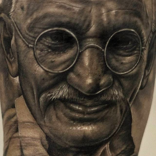 Stunning Portrait Tattoos By Coreh Lopez