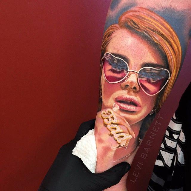 16 Impressive Portraits For Music Lovers | Tattoodo