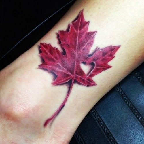 Canada love.