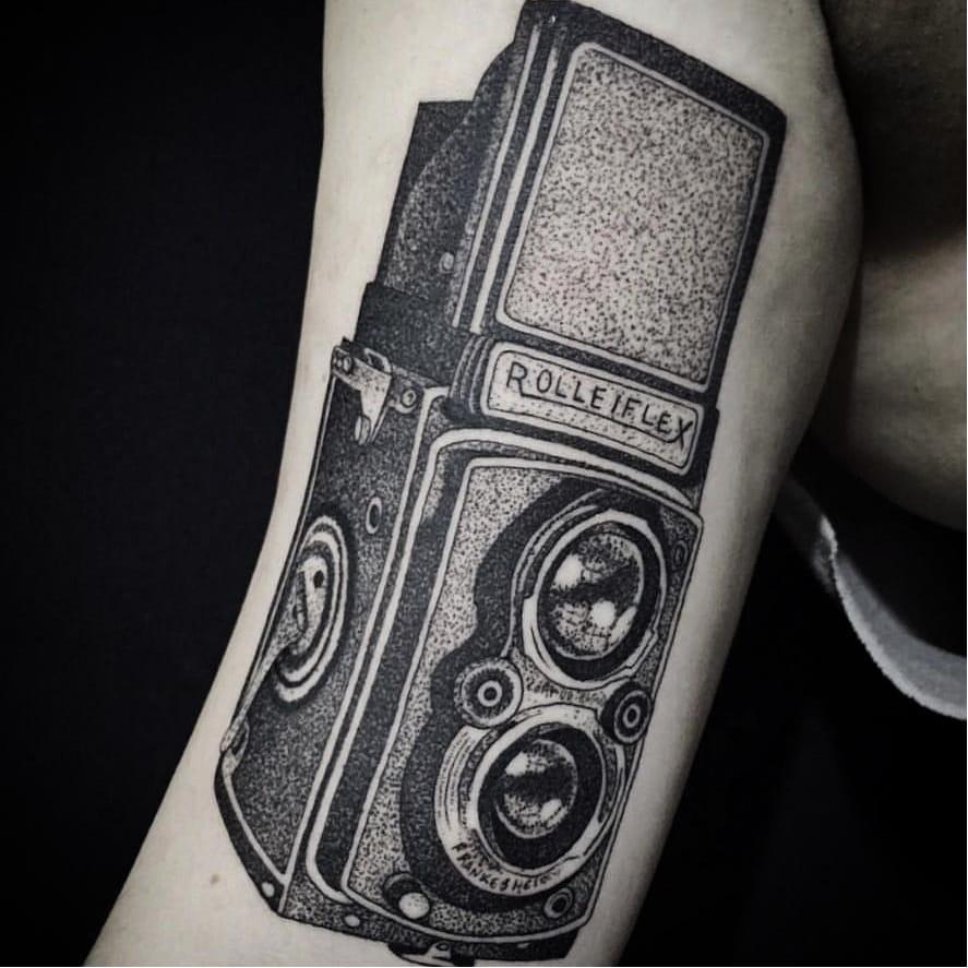 Bernardo Lacerda e 15 De Suas Fantásticas Tatuagens Blackwork