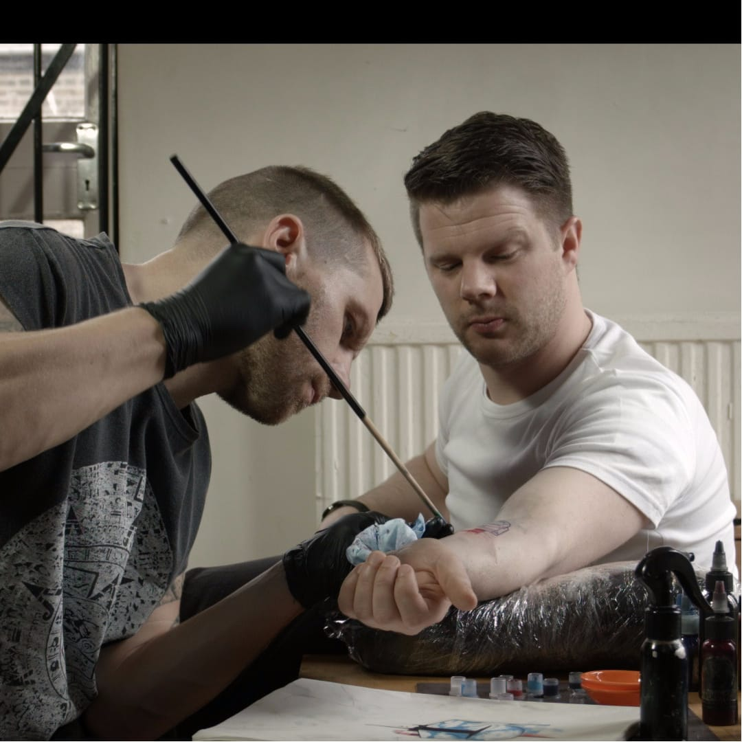 VIDEO: The Art Of Escapism - UK Bamboo Tattoo Artist Tarly Marr