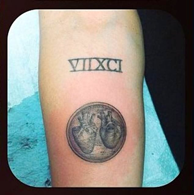 Which celebrity does this Leonardo Da Vinci piece belong to?
