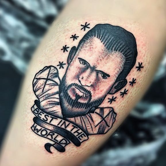 Step Into The Ring With CM Punk Tattoos!