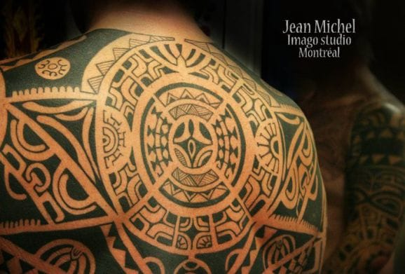 The Rich History of Polynesian Tattoos