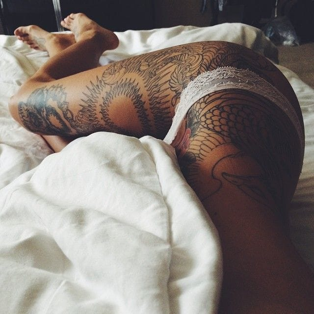 Are These 7 Tattoos Girly?