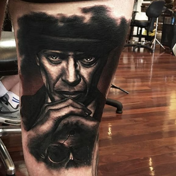 18 Unshakeable Gangster Tattoos