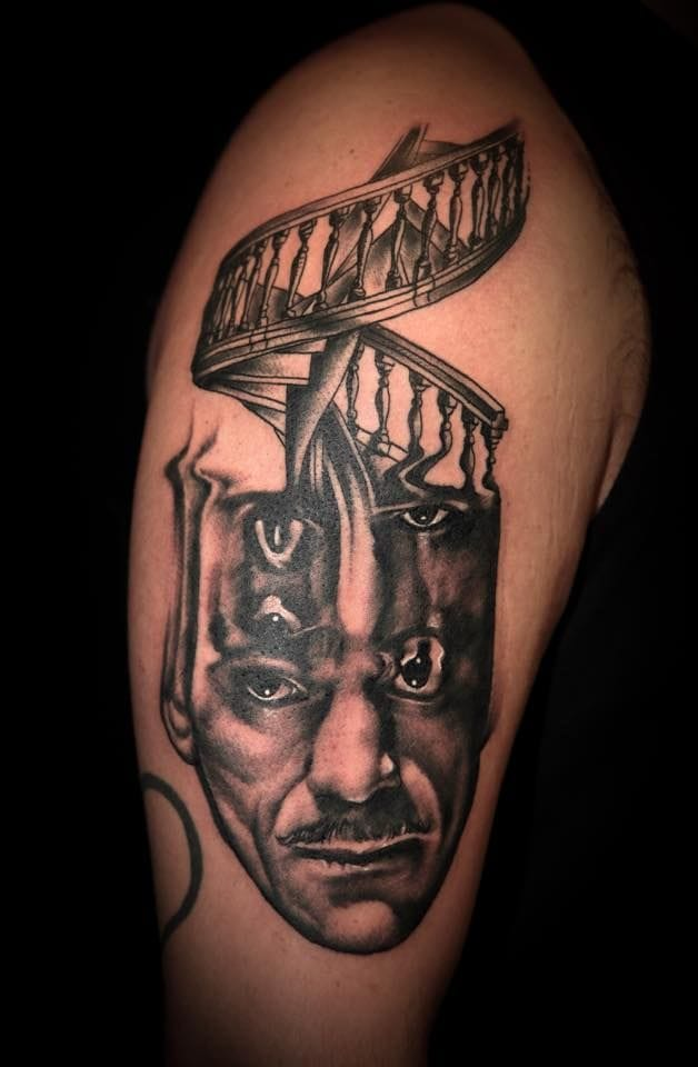 pietro sedda, gentleman tattoo