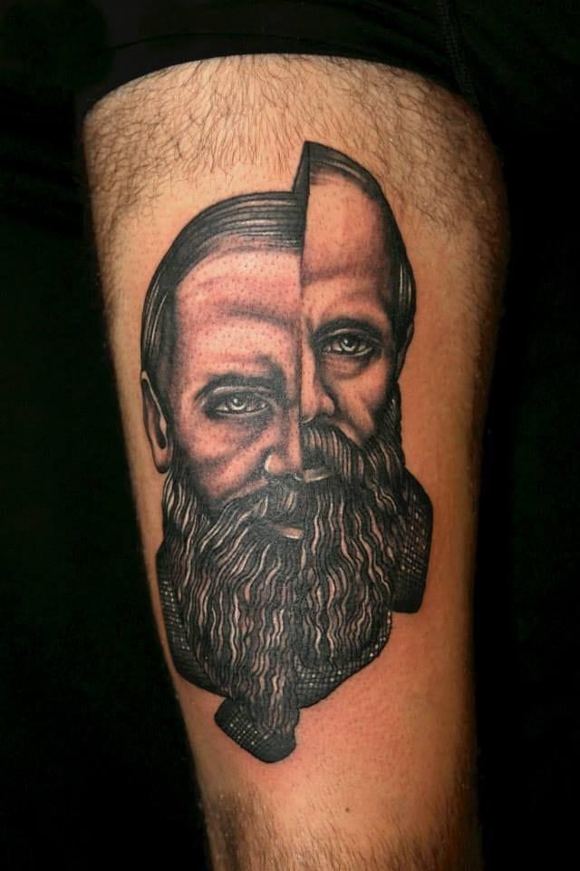 pietro, gentleman tattoo