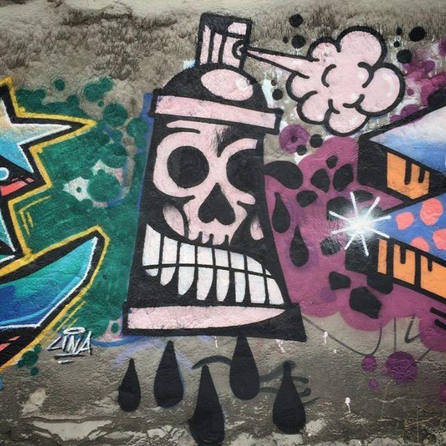 Graffiti Inspired Traditional Tattoos By Øriøl Last Minute