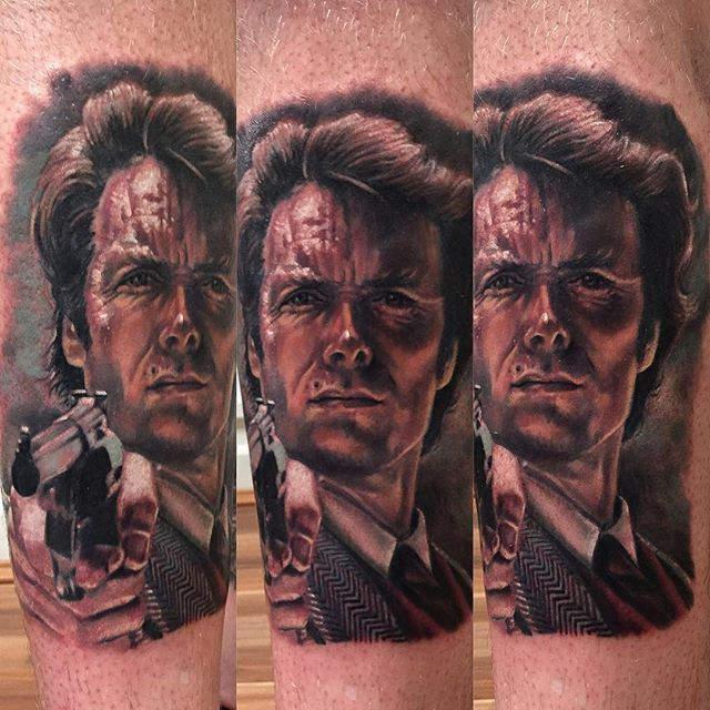 15 Action Hero Tattoos To get Your Blood Pumping!