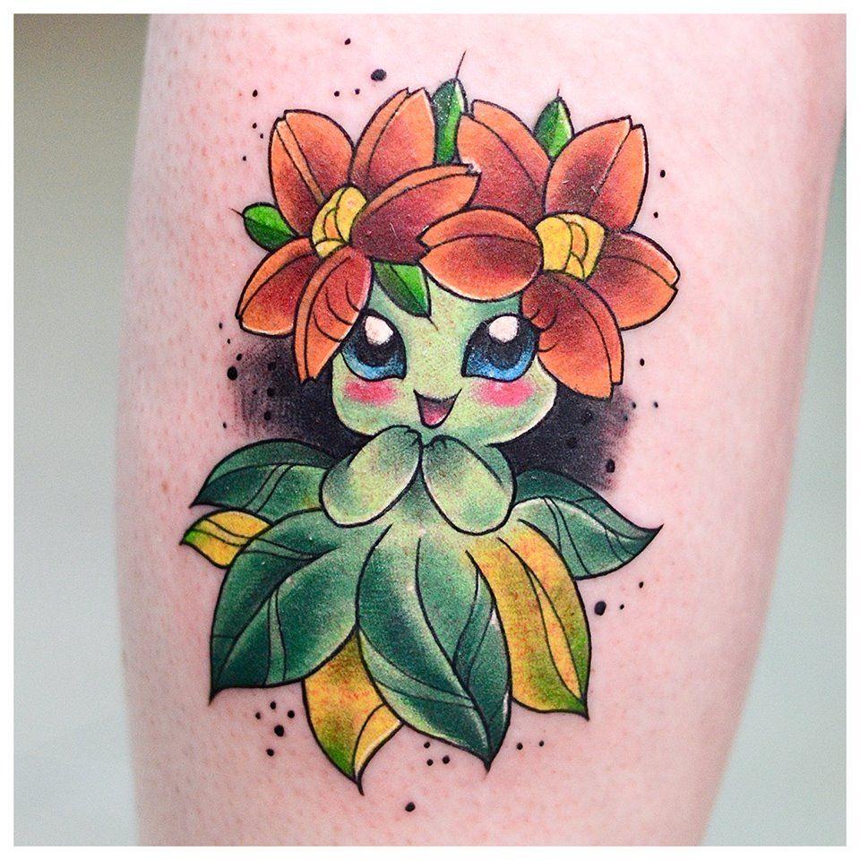 Kawaii Geek Tattoos By Cam-miyu
