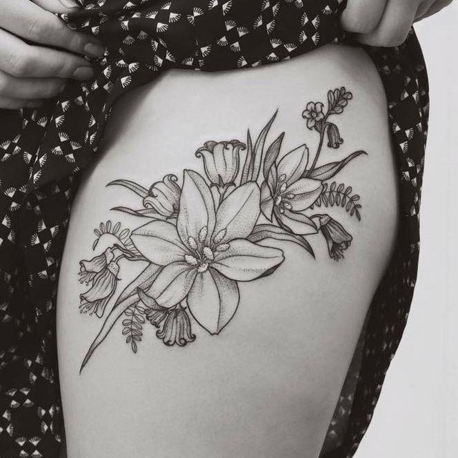 Seventh Day Tattoo: Spotlight On Minnie