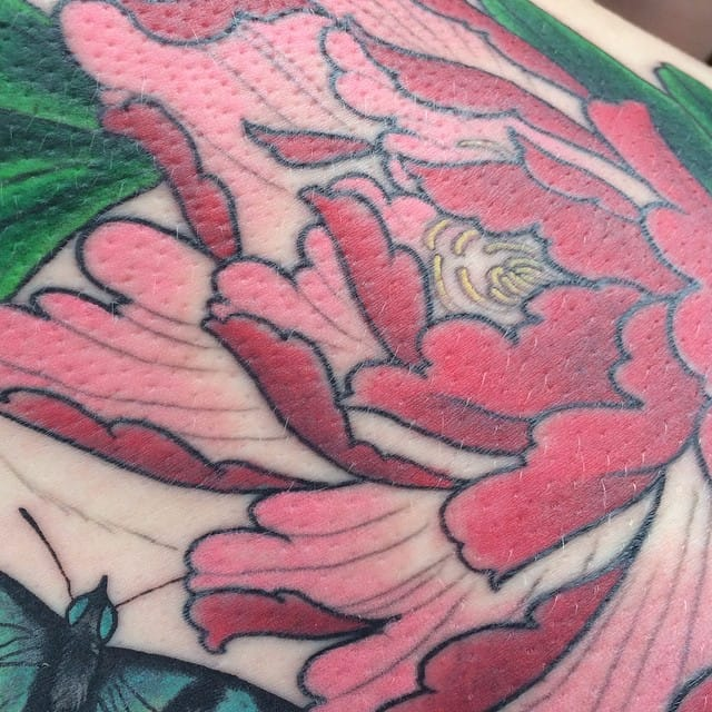 A Modern Take On Old-School: The Japanese Tattoos Of James Bull