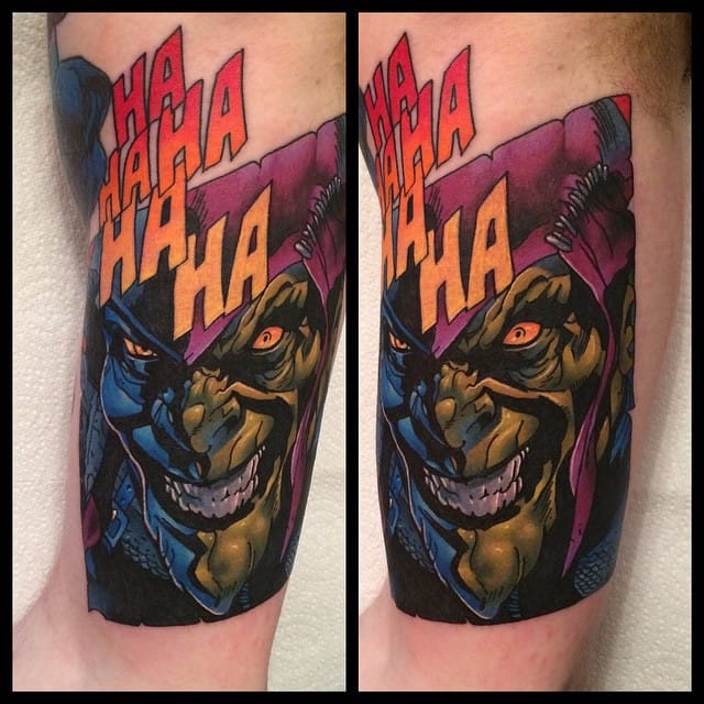 Andy Walker - Epic Pop Culture Tattoo Artist