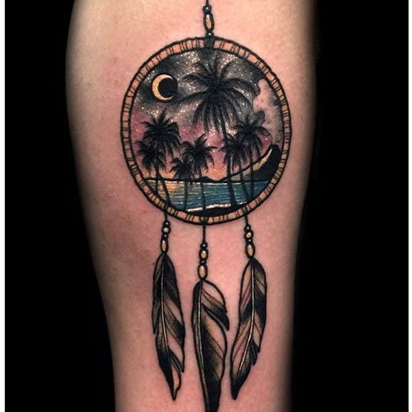 The Dreamcatcher Tattoos of Your Dreams