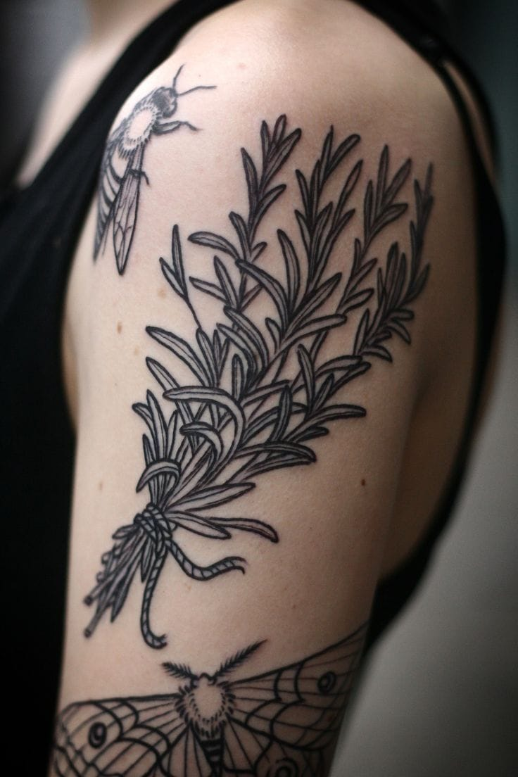 Rosemary, also by Alice.