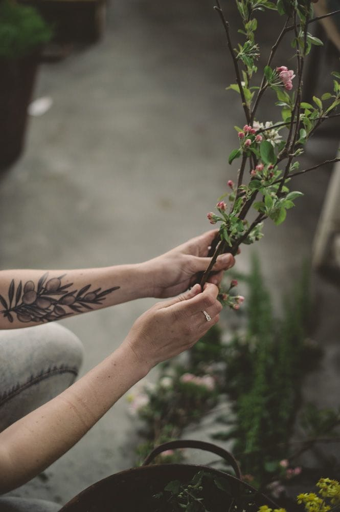 The soul of a gardener or a Nature lover? Read how to get your perfect botanical tattoo design with Tattoodo below...