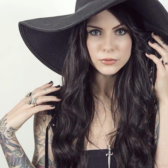 Cally-Jo's Gorgeous Black & Grey Tattoos