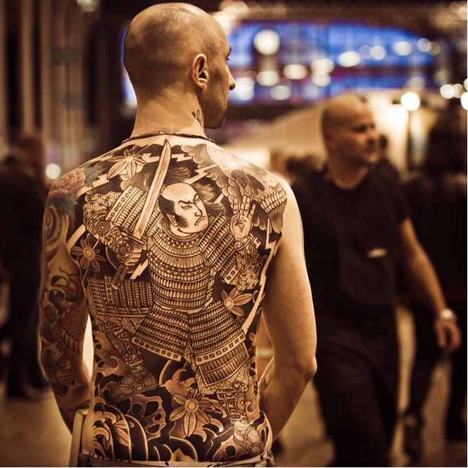 Relive The Best Moments Of Paris Tattoo Convention 2016