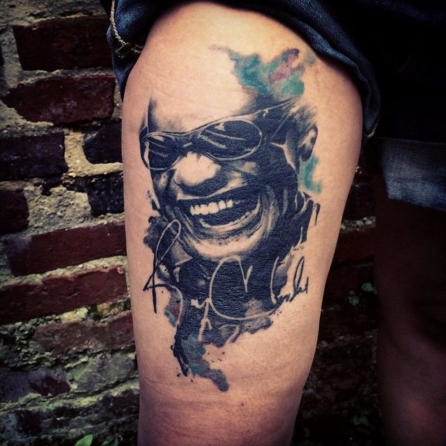 Contemporary Tattoos By Mikki Bold