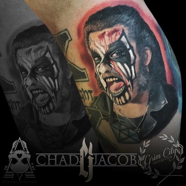 11 Hardcore King Diamond Tattoos