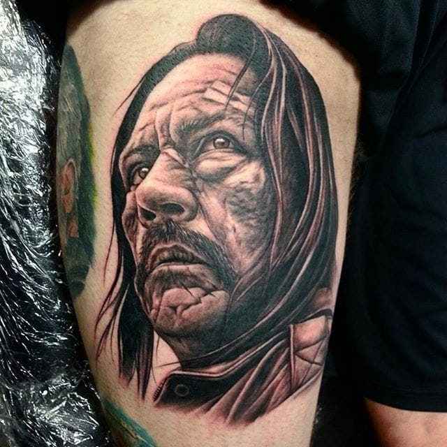 11 Epic Danny Trejo Tattoos