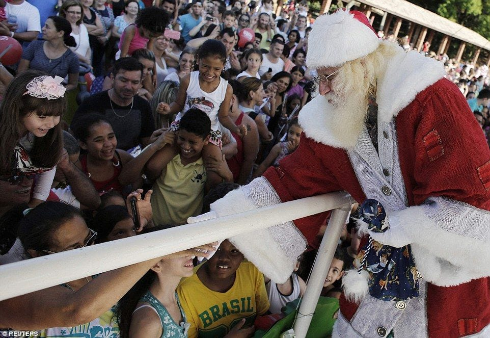 Vitor Martins, Santa Claus is coming to town