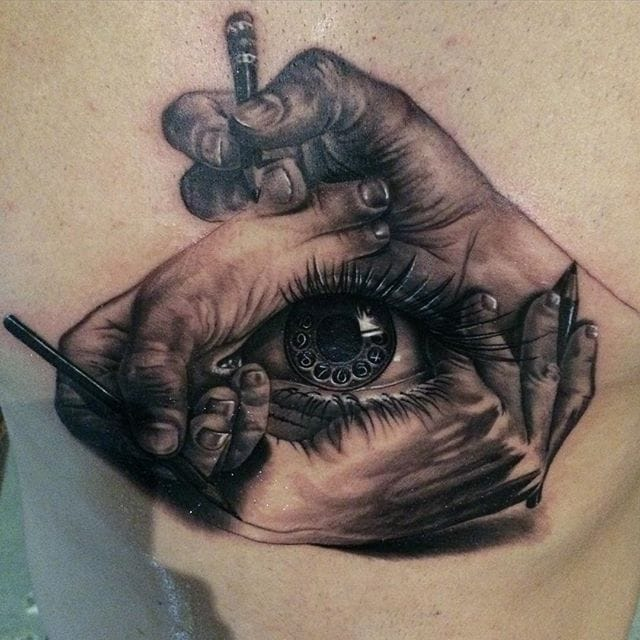 Rad Realism Tattoos by Tater Tatts