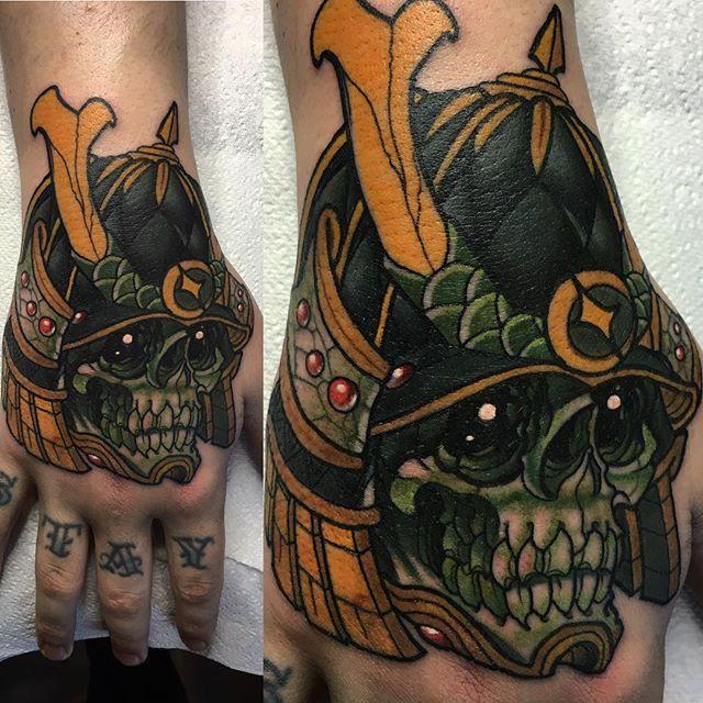 Eye-Catching Tattoos By Jim Gray