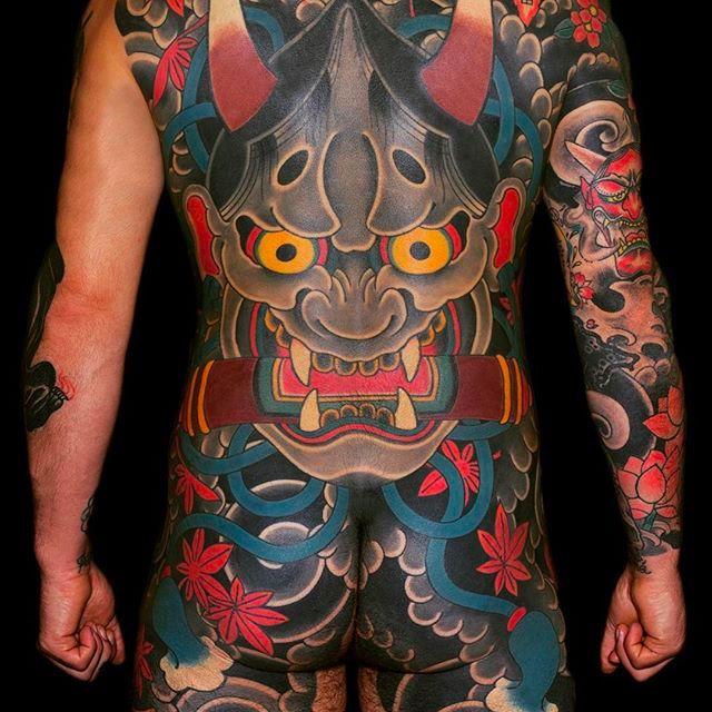 Turning Japanese: Powerful Tattoos By David Ramirez