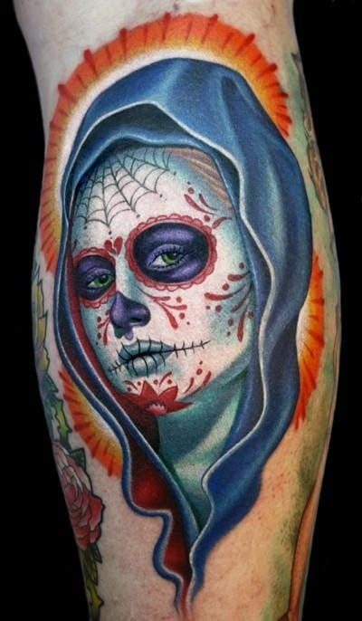 When it comes to color, every time Megan Massacre owns it.