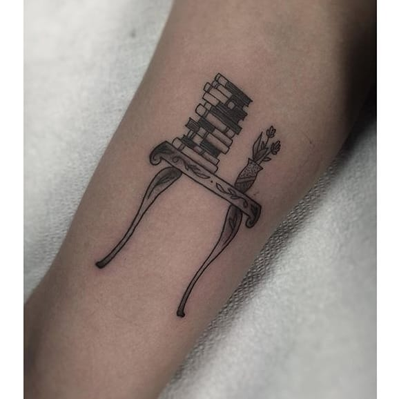 What About These Table Tattoos?