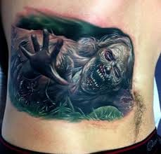 Done at Iron Maiden Tattoo by Jackie Rabbit