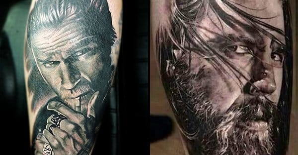 Sons of anarchy tattoos tattoodo for Sons of anarchy tattoos