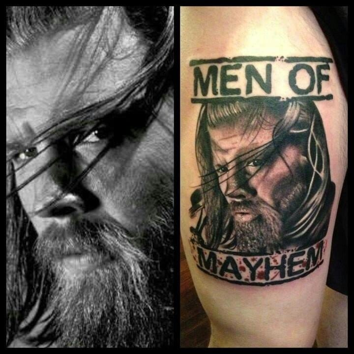 Another great piece of Opie, Done by Samoa Ink.