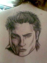 Edward Cullen fail tattoo