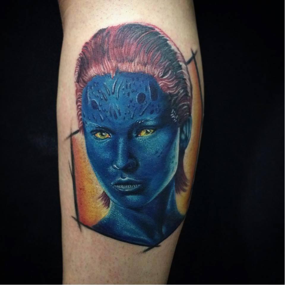 20 Tatuagens Do Especialista Em Comics Klebyz Soares